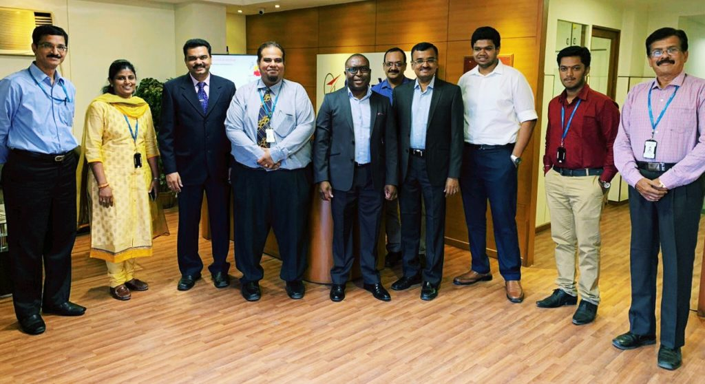 MCI IT APPOINTS CG VAK SOFTWARE AND EXPORTS LTD